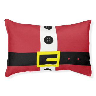 Santa Suit Pet Bed