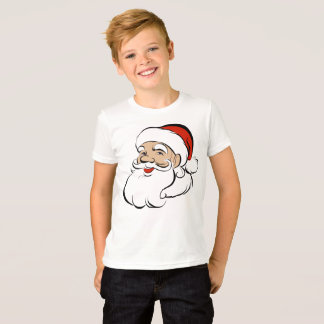 Santa t-shirt for kid