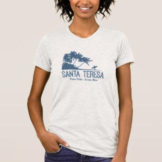 Santa Teresa Costa Rica Surfing Beach T-Shirt