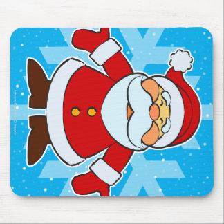 Santa Toon Mouse Pad
