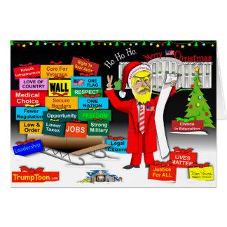 Santa Trump Card
