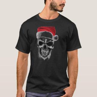 Santa Wicked Skull T-Shirt