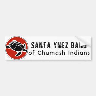 Santa Ynez Band of Chumash Indians Bumper Sticker