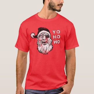 Santa Yo Ho Ho T-Shirt