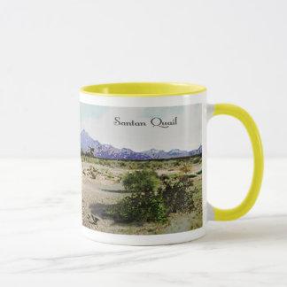 Santan Quail Mug