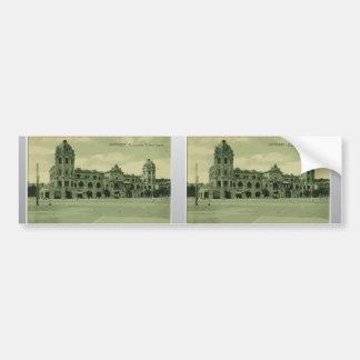 Santander . Ei Sardinero. Ei Gran Casino, Vintage Bumper Sticker