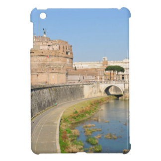 Sant'Angelo Castle in Rome, Italy iPad Mini Cover