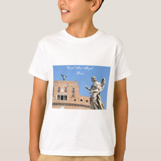 Sant'Angelo Castle in Rome, Italy T-Shirt