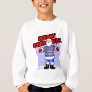 Santa's Argyle Sweater