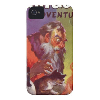 Santa's Bad Cats iPhone 4 Cover