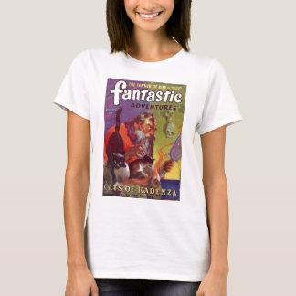 Santa's Bad Cats T-Shirt