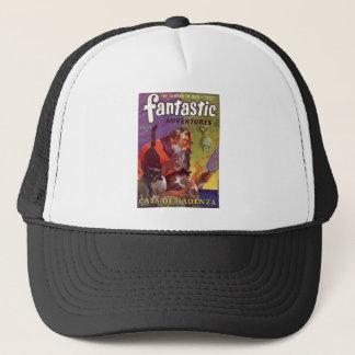 Santa's Bad Cats Trucker Hat