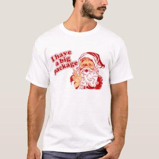 Santas Big Package T-Shirt