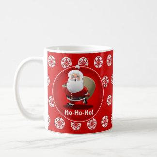 Santa's Christmas Celebration Coffee Mug