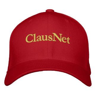 Santa's ClausNet Cap Embroidered Hats