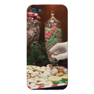 Santa's Cookies iPhone 5/5S Covers