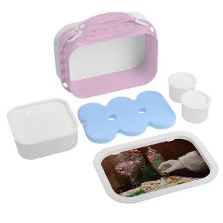 Santa's Cookies Lunch Box