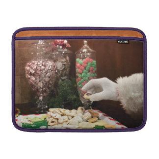 Santa's Cookies Sleeve For MacBook Air