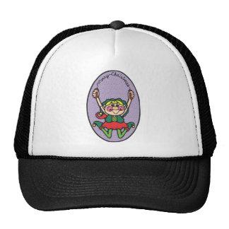 Santas Elf Mesh Hat