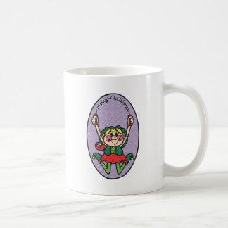 Santas Elf Mugs
