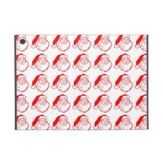 Santa's Face Pattern 2 Cases For iPad Mini