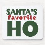 Santas Favourite HO Mouse Pad