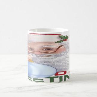 Santa's Greetings - Morphing Mug