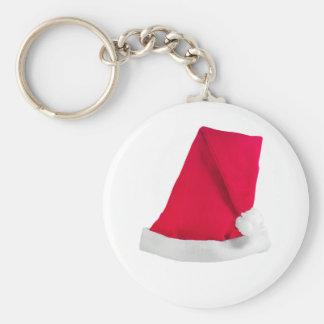 Santa's Hat Keychain