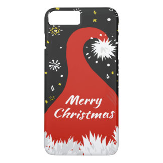 Santa's Hat Merry Christmas | Phone Case