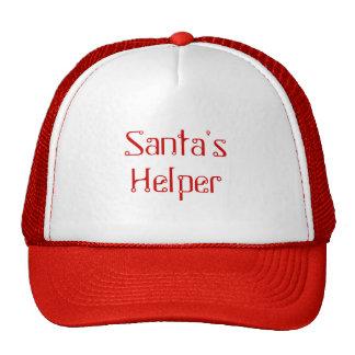 Santa's Helper Red Hat