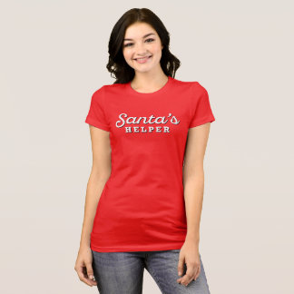 Santa's Helper. T-Shirt