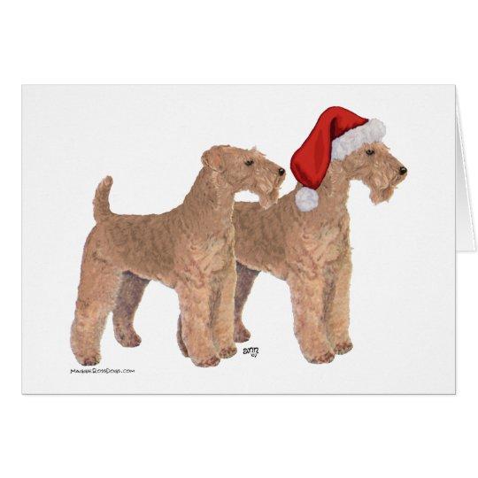 Santa's Helpers Card