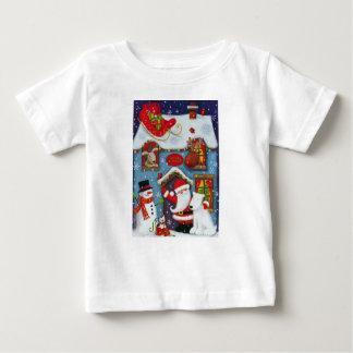 Santa's House Baby T-Shirt