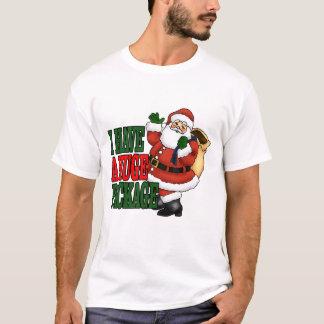 Santas Huge Package Tee Shirts MK