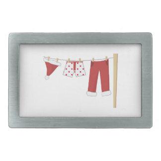Santas Laundry Belt Buckles