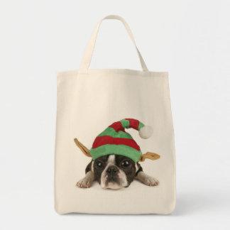 Santa's Little Helper Bag!  Dog Lovers Bag!