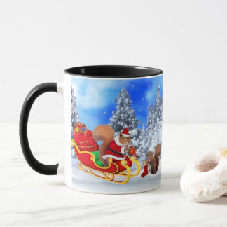 SANTA'S LITTLE HELPER MUG