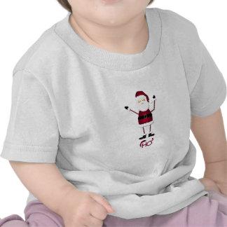 Santa's Math Shirts