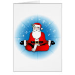 Santas Meditation Cards