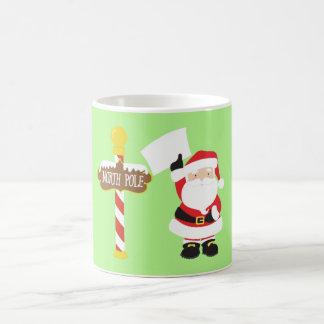 Santa's Naughty List Coffee Mug