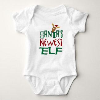 Santa's Newest Elf T-Shirt