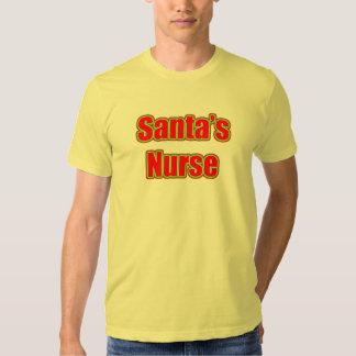 Santa's Nurse Tees
