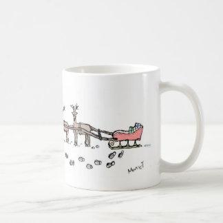 Santa's Outhouse Mug