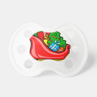 Santa's Sleigh Dummy