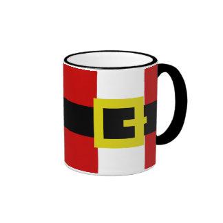 Santa's Suit | Christmas Coffee Mugs