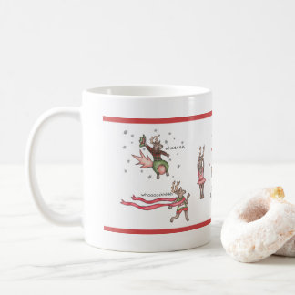 Santa's Team Coffee Mug