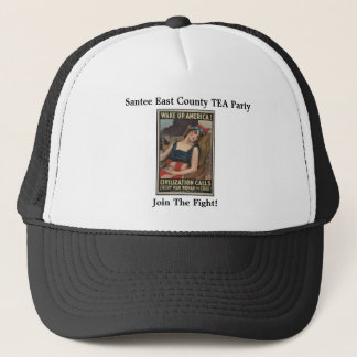 Santee East County TEA Party, Join The... Cap