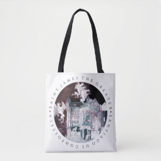 Santiago, St. James the Greater, Compostel Tote Bag