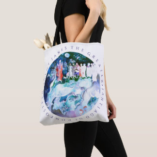 Santiago, St. James the Greather, Compostela Tote Bag