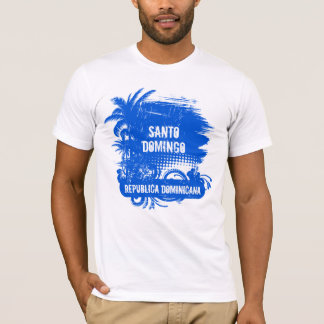 Santo Domingo shirt